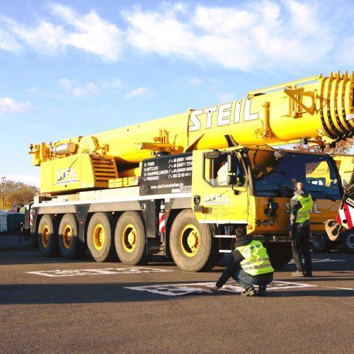 crane project safeguard